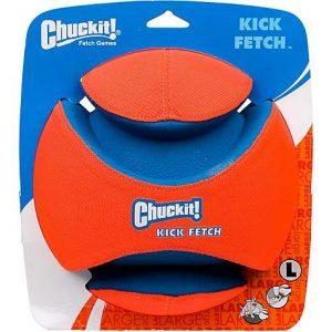 Chuckit! Kick Fetch Ball Dog Toy, Large