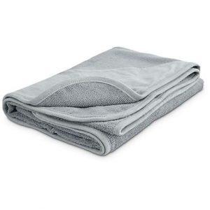 Serenity Blue Microfiber Pet Towel, 24″ x 42″