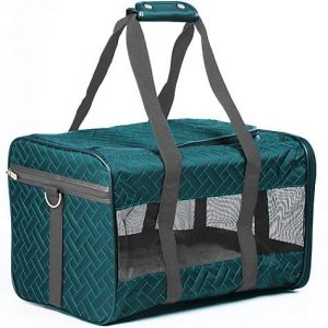 Sherpa Teal Original Deluxe Carrier, Medium