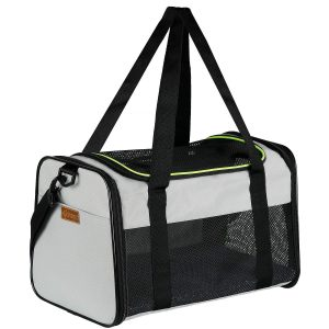 Soft Sided Collapsible Pet Travel Carrier